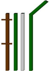 изготовление металлические столбы в Нижнем Тагиле