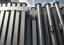 Металлические столбы в Нижнем Тагиле изготовление и монтаж г.Нижний Тагил